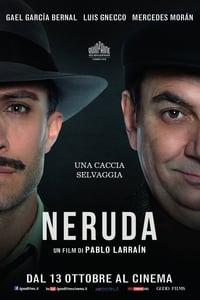 copertina film Neruda 2016