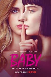 copertina serie tv Baby 2018