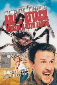 copertina film Arac+attack+-+Mostri+a+otto+zampe 2002