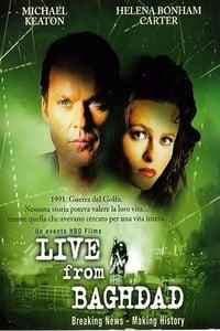 copertina film Live+from+Baghdad 2002