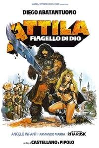 copertina film Attila+flagello+di+Dio 1982