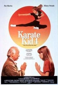 copertina film Karate+Kid+4 1994