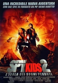 copertina film Spy+Kids+2+-+L%27isola+dei+sogni+perduti 2002