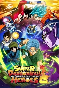 copertina serie tv Super+Dragon+Ball+Heroes 2018