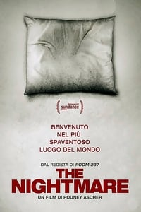 copertina film The+Nightmare 2015