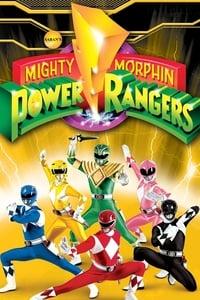 copertina serie tv Power+Rangers 1993