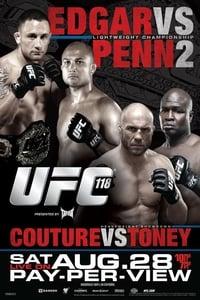 UFC 118: Edgar vs. Penn 2