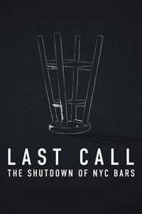 Last Call: The Shutdown of NYC Bars (2021)