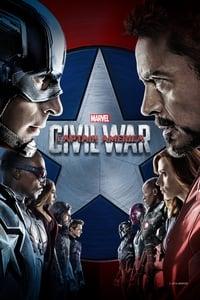 copertina film Captain+America%3A+Civil+War 2016