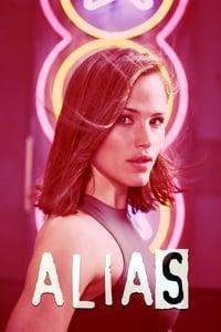 copertina serie tv Alias 2001