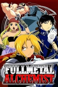 copertina serie tv Fullmetal+Alchemist 2003