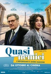 copertina film Quasi+Nemici+-+L%27importante+%C3%A8+avere+ragione 2017