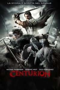 copertina film Centurion 2010