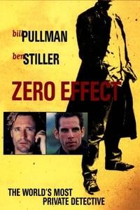 copertina film Zero+Effect 1998