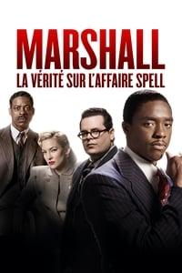 Marshall : La vérité sur l'affaire Spell (2017)
