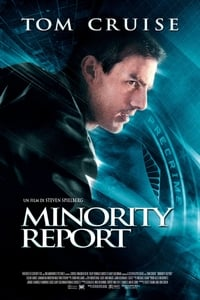 copertina film Minority+Report 2002