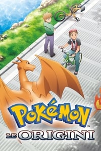 copertina serie tv Pok%C3%A9mon%3A+Le+origini 2013