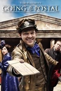 copertina serie tv Going+Postal 2010