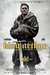 copertina film King+Arthur+-+Il+potere+della+spada 2017