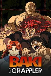 copertina serie tv Baki+the+Grappler 2001