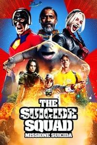 copertina film The+Suicide+Squad+-+Missione+suicida 2021