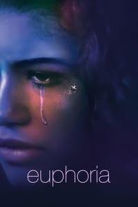 copertina serie tv Euphoria 2019