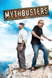 copertina serie tv MythBusters 2003