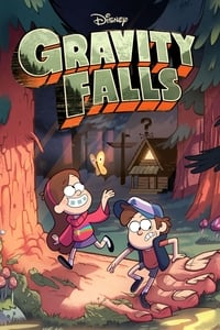 copertina serie tv Gravity+Falls 2012