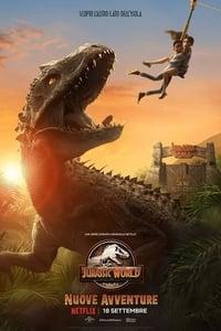 copertina serie tv Jurassic+World+-+Nuove+avventure 2020