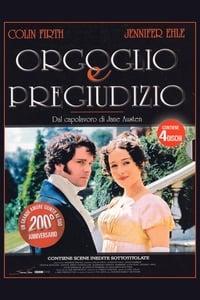 copertina serie tv Orgoglio+e+pregiudizio 1995