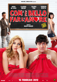 copertina film Com%27%C3%A8+bello+far+l%27amore 2012