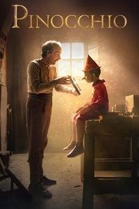 copertina film Pinocchio 2019