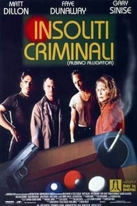 copertina film Insoliti+criminali 1996