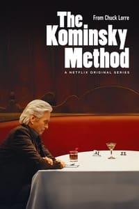 copertina serie tv Il+metodo+Kominsky 2018