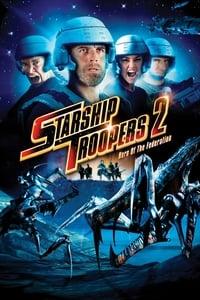 copertina film Starship+Troopers+2+-+Eroi+della+Federazione 2004