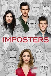 copertina serie tv Imposters 2017