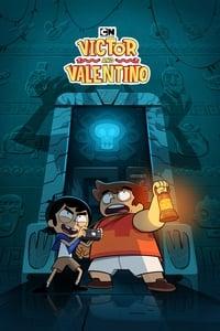 copertina serie tv Victor+e+Valentino 2019
