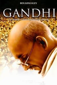 copertina film Gandhi 1982