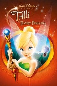 copertina film Trilli+e+il+tesoro+perduto 2009