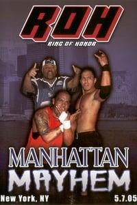 ROH Manhattan Mayhem