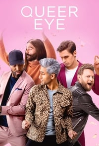 copertina serie tv Queer+Eye 2018