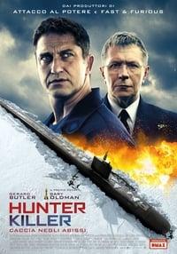 copertina film Hunter+Killer+-+Caccia+negli+abissi 2018