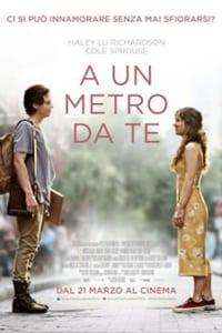 copertina film A+un+metro+da+te 2019