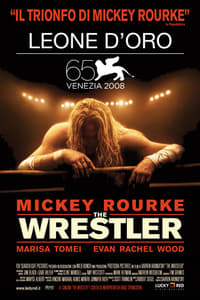 copertina film The+Wrestler 2008
