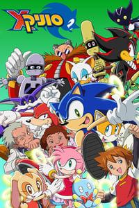 copertina serie tv Sonic+X 2003