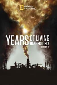 copertina serie tv Years+of+Living+Dangerously 2014