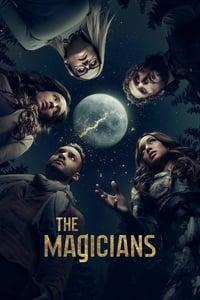 copertina serie tv The+Magicians 2015