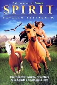 copertina film Spirit+-+Cavallo+selvaggio 2002