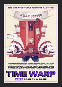 Time Warp: The Greatest Cult Films of All-Time - Vol. 3: Comedy and Camp
