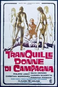 copertina film Tranquille+donne+di+campagna 1980